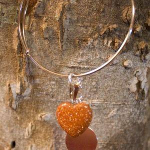 Jewelry - Gold Venturine Bracelet